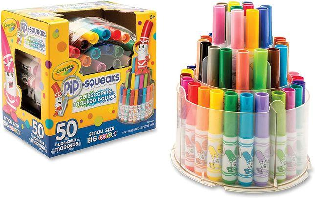 Фломастеры маркеры Crayola. Оригинал