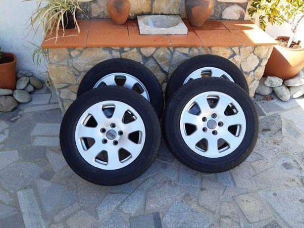 Jantes Audi Usadas 15 com pneus