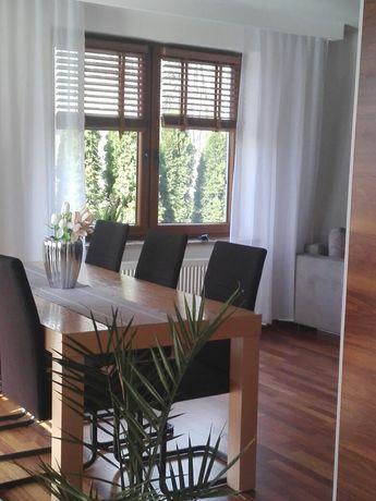 Krzesła 6sztuk+pokrowce