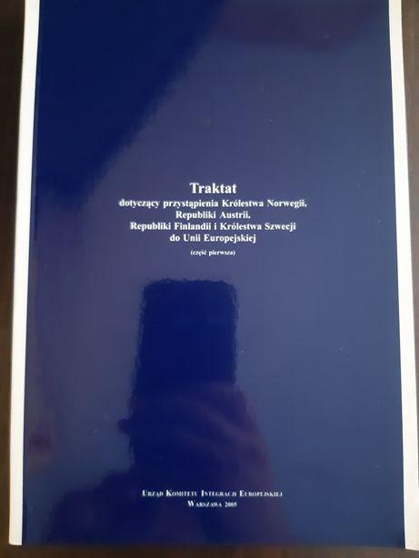 Wysyłka 1zł Nowa ks traktat dotyczący przystąpienia Królestwa Norwegii