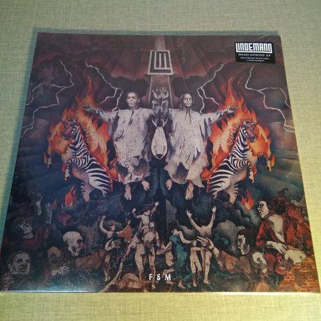 LINDEMANN : F & M 2 LP/ Rammstein / Виниловая пластинка / VL / Винил