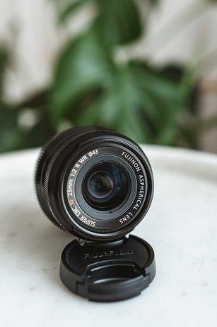 Obiektyw Fujinon 23mm f2 GWARANCJA