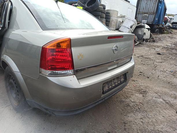 Opel Vectra C Z158 zderzak tylny tył Kompletny wysyłka