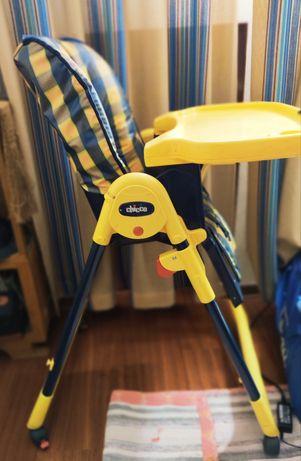 Cadeira de Refeição Chicco para Bebé