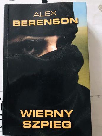 Alex Berenson wierny szpieg
