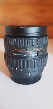 ТОРГ.Супер об'єктив для nikon.Tokina 10-17mm f3.5-4.5 dx