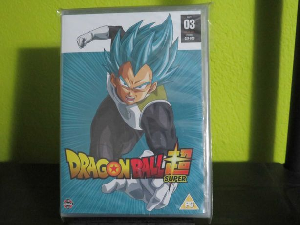 Dragon Ball Super Part 03 Episodes 027-039 [English Version]