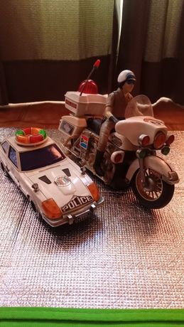 Carro e moto coleção