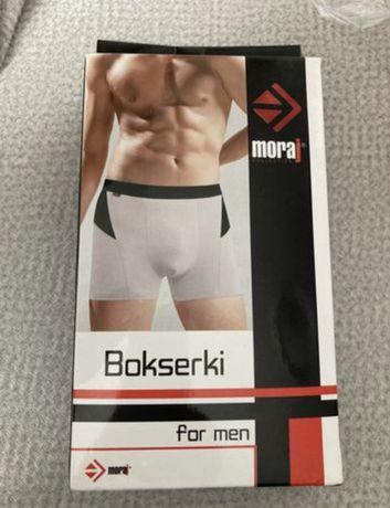 Nowe bokserki meskie moraj xxl