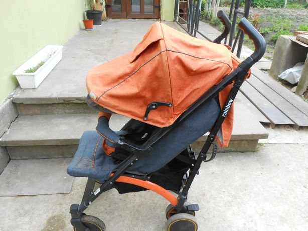 Прогулочная коляска-трость BabyHit Rainbow