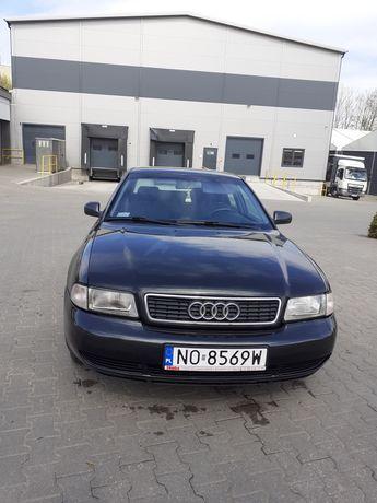 Audi a4czarna perła