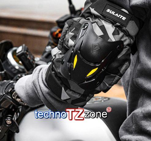 Мото-наколенники+налокотники SULAITE SLT1201 защита для моноколеса