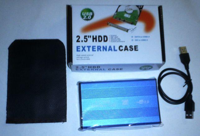 Внешний жёсткий диск usb винтчестер HDD 500 Гб .ц2500р