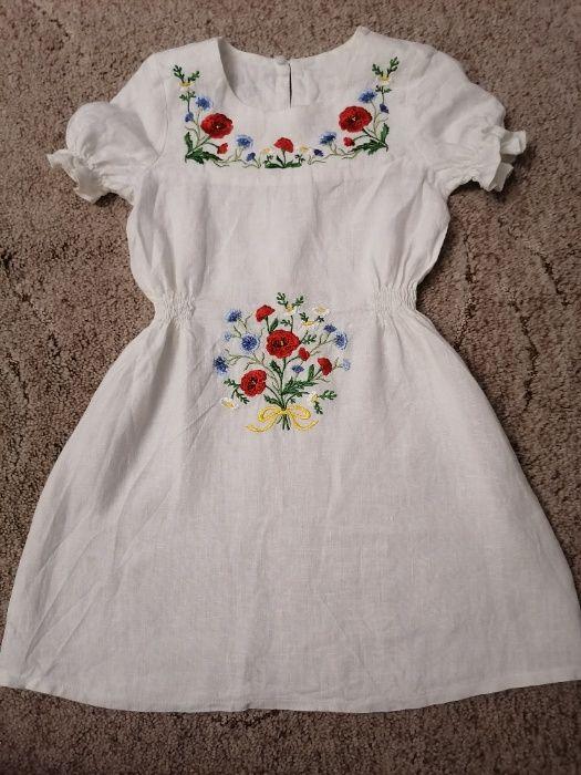 Платье-вышиванка Киев - изображение 1