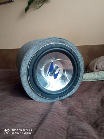 Tuba subwoofer Axton