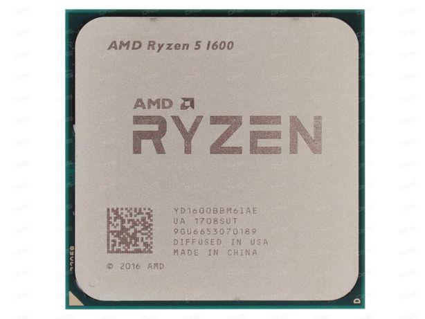 AMD Ryzen 5 1600 8000 руб