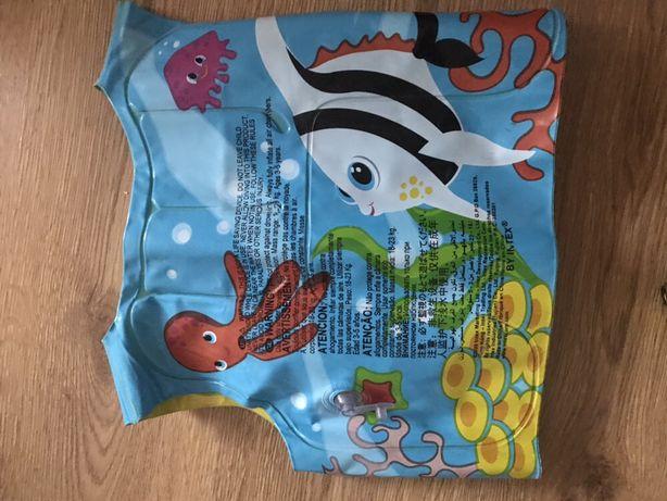 Надувной жилет детский для плавания