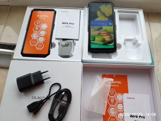 Новинка! Защищённый смартфон Oukitel WP8 Pro. 4/64 ГБ