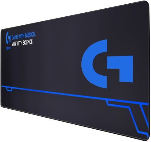 Большой игровой компьютерный коврик для мыши, мышки Logitech 90х40см
