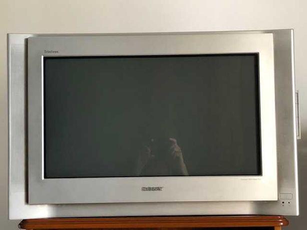 TV Sony Trinitron Color 100Hz KV-28FX65E
