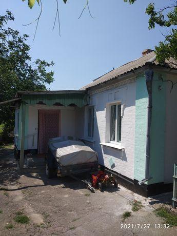 Дом пгт Новгородка обл.Кировоградская