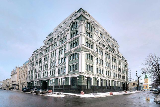 Без %! Аренда офиса в новом БЦ на Подоле ул.Спасская, (3000 кв.м.)
