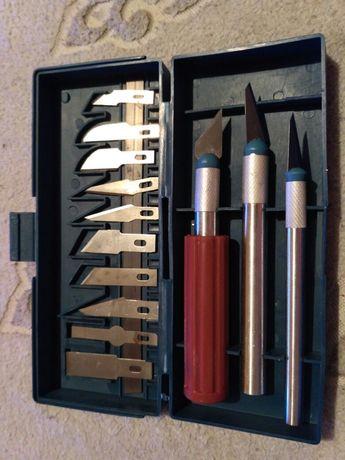 Skalpele, nożyki precyzyjne