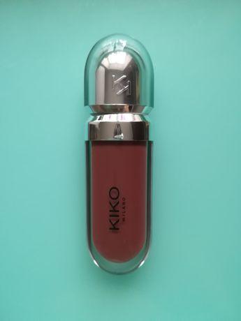 Блеск для губ 3D Hydra Lipgloss Kiko Milano.