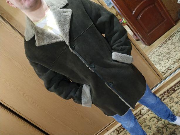 Дубленка Италия RIVOLLI курточка пальто