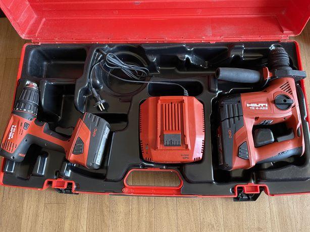 Hilti TE4 22V kit
