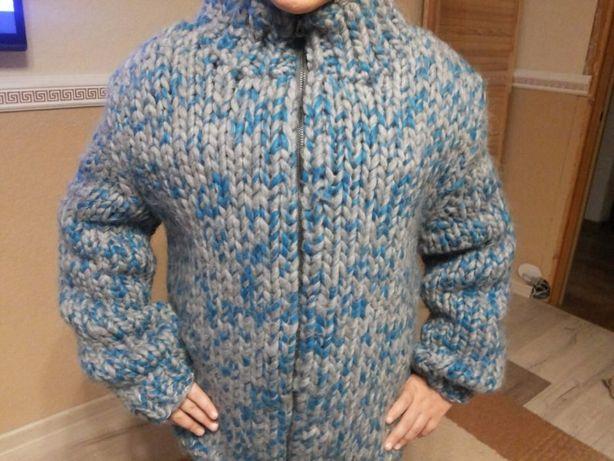Куртка зимняя на цигейке D&G JUNIOR оригинал Италия