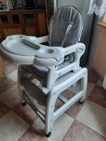 Sprzedam wielofunkcyjne krzesełko do karmienia niemowląt Kindereo