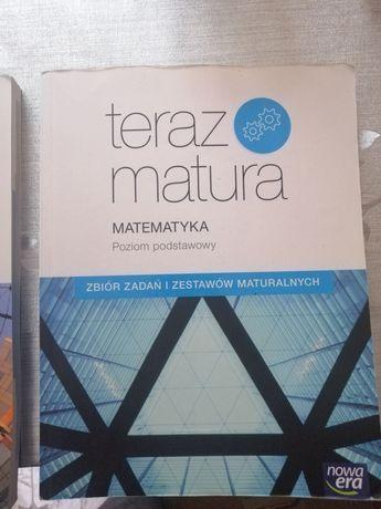 Książki teraz matura matematyka podstawa i rozszerzenie 2018,ćwiczenia