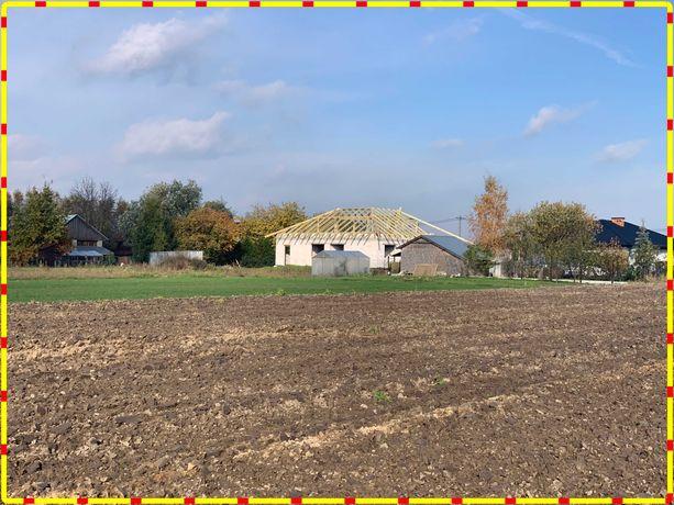 Nowo powstałe osiedle DZIAŁKA BUDOWLANA blisko miasta OKAZJA 13-15arów