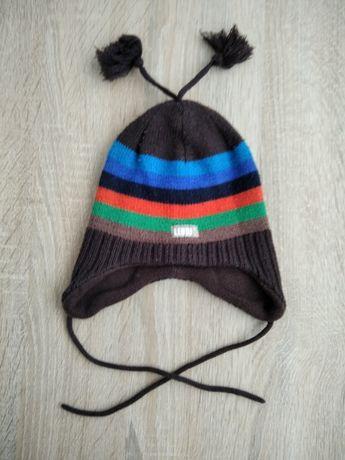 Зимняя шапочка Lenne(Ленне) на обхват головы 46 см.