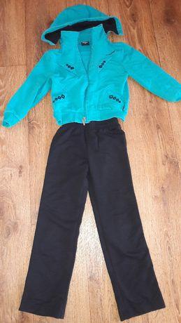 Спортивный костюм для девочки 7-8 лет
