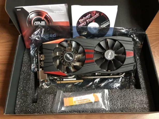 Asus PCI-Ex Radeon R9 280X DC II 3072MB GDDR5 (384bit)