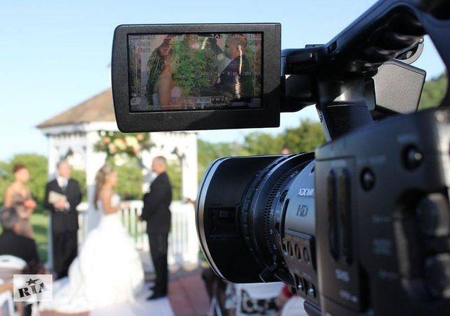 Фото и видеосъемка свадебная, семейная, мероприятия, утренники