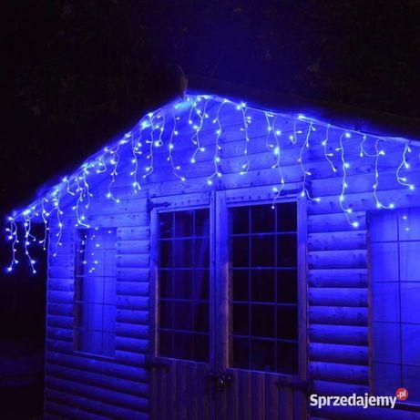Вулична гірлянда гирлянда 19м 500 LED сопли бахрома морозостойкая