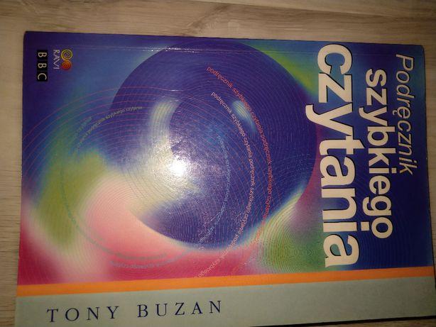 Poradnik szybkiego czytania; Tony Buzan. kurier w cenie