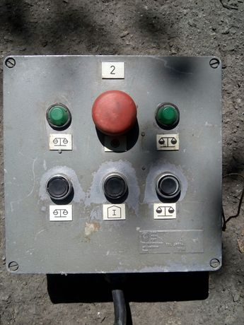 Електричний щит управління