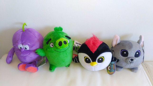 Angry Birds e outros com etiqueta Novos