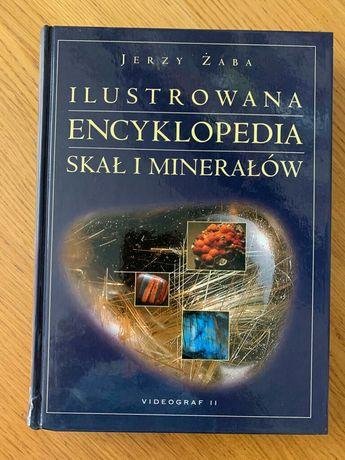 Ilustrowana encyklopedia skał i minerałów Jerzy Żaba