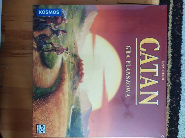 Catan gra planszowa nowa w folii