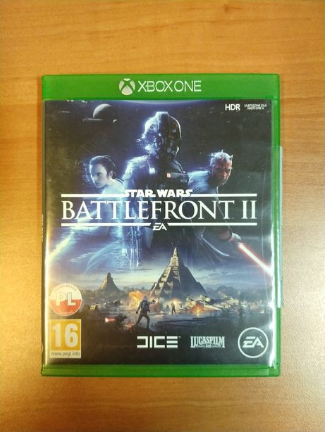 Battlefront II Xbox one PL