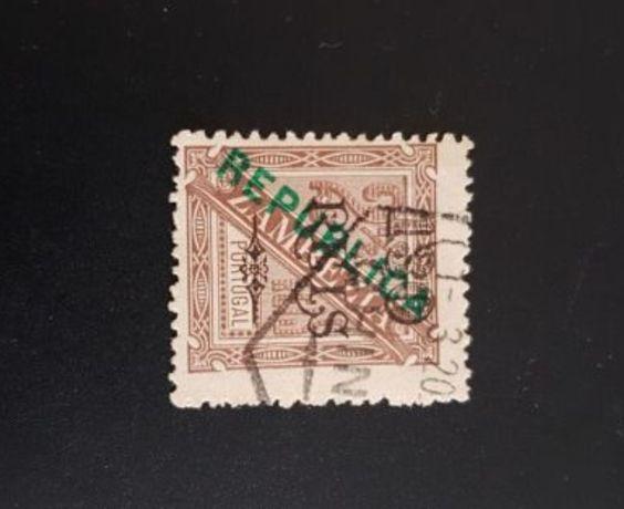 Selo Moçambique - Zambézia 1914