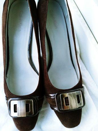 Buty czółenka Calvin Klein