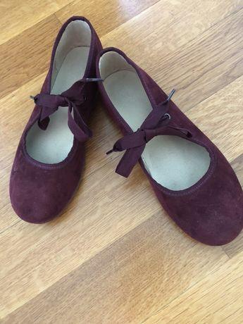Sapatos bordeaux n 34