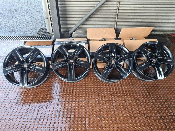 Jantes 17 5x100 seat ibiza cupra originais