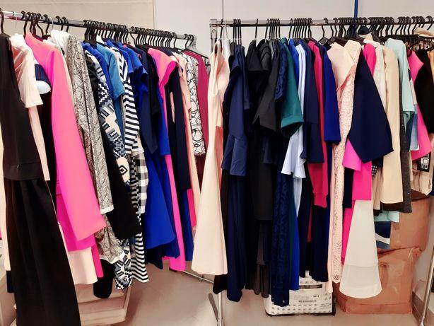 50 szt. NOWYCH z metkami sukienek po likwidacji sklepu